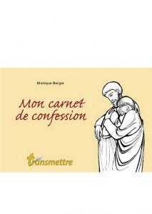couv Mon carnet de confession