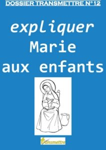 couv Expliquer Marie aux enfants