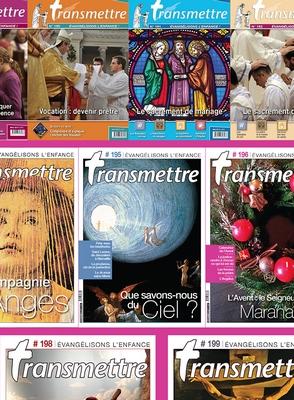 Collection de la revue Transmettre