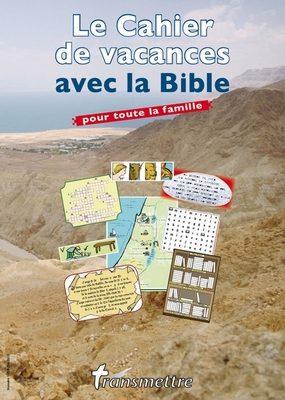 cahier bible