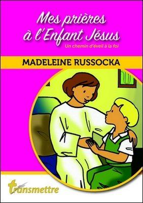 NOUVEAUTE Mes prières à l'Enfant Jésus