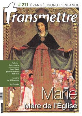 # 211 – Mois de mai, mois de Marie