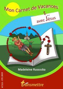 Mon carnet de vacances avec Jésus