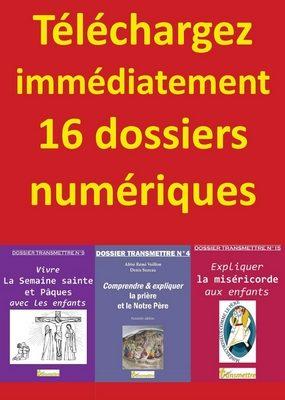 16 dossiers numériques