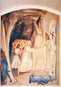 Fra Angelico Descente aux limbes