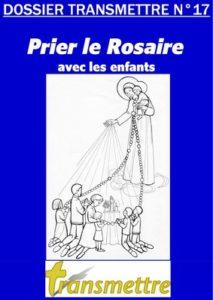 Prier le Rosaire avec les enfants