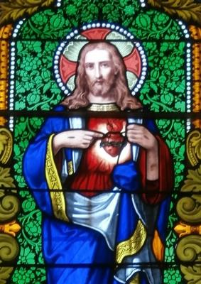 Honorer le Sacré Coeur de Jésus