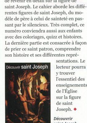 Lu dans France catholique
